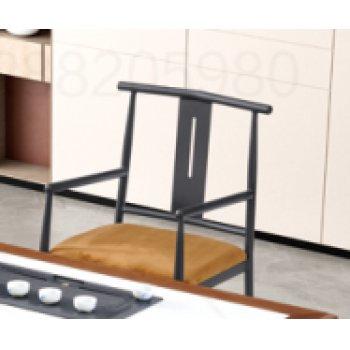 椅子靠背椅实木中式家...