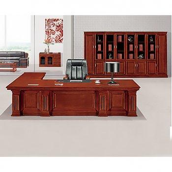 办公室总裁桌主管台经...