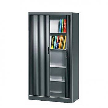 卷帘门钢柜档案橱柜卷...