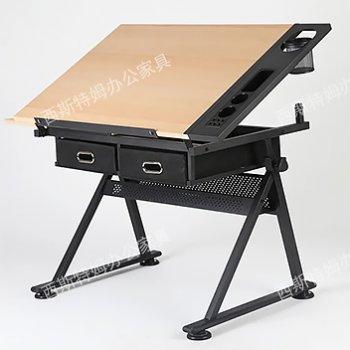 可升降书桌绘画桌绘图...