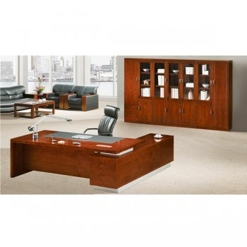 LW-2477B-Z老板办公桌...