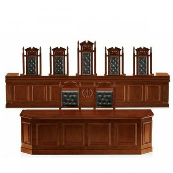 法官桌椅书记桌椅当事...