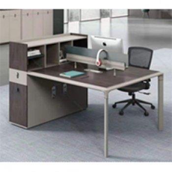 职员办公桌椅组合简约...