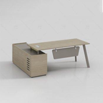 老板办公桌椅组合经理...