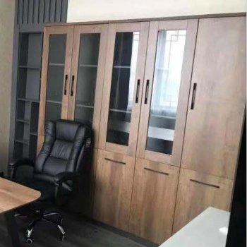 办公室木质文件柜胡桃...