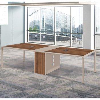 S-2101办公桌简约现代...