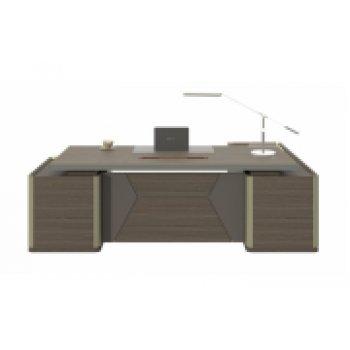 办公桌老板桌简约现代...